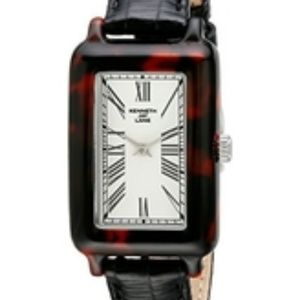Kenneth Jay Lane Women's Tortoise Shell Watch